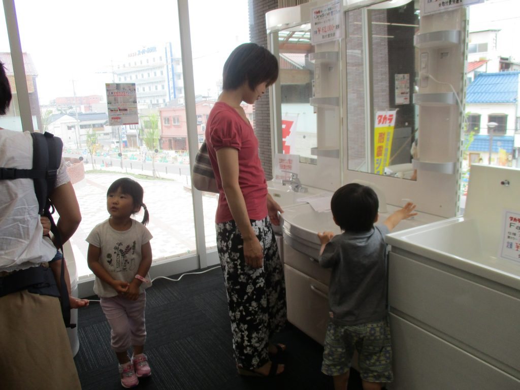 【施設活用報告】タカラスタンダード 新商品展示会