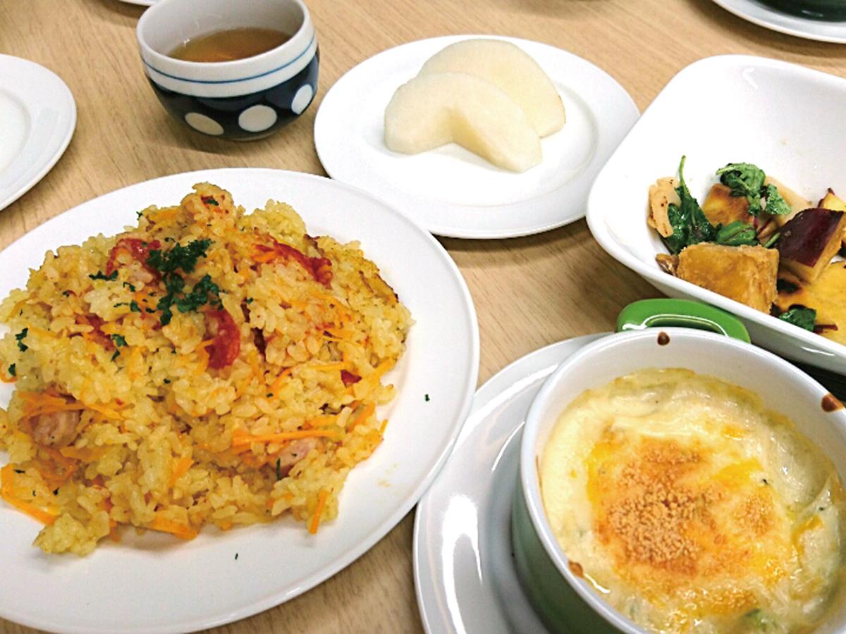 【毎月第3木曜日】料理教室