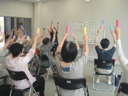 【受付中】歌って健康・脳トレ講座