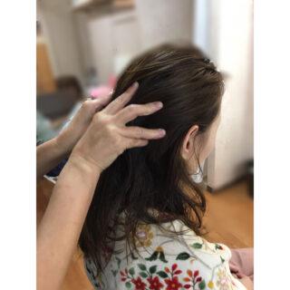 【受付中】アロマヘッドセラピスト養成講座